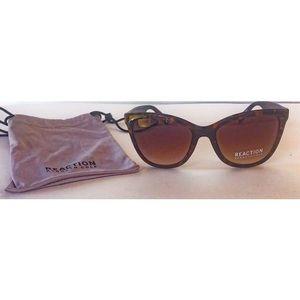 Kenneth Cole Women's Dark Havana Sunglasses